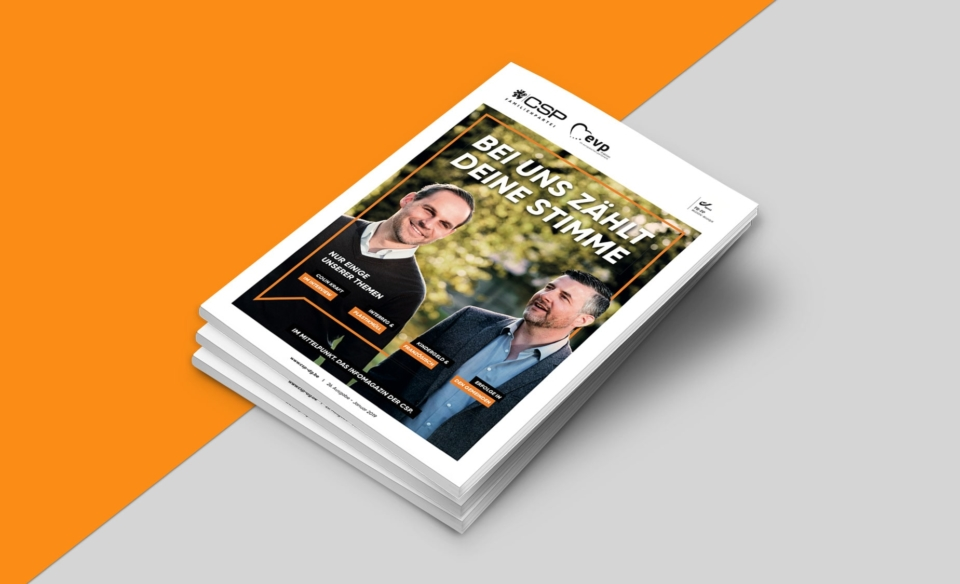CSP Magazin