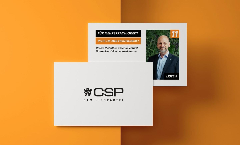 CSP Visitenkarten
