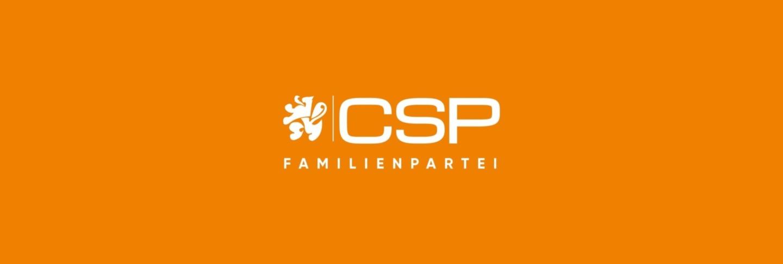 Kopfbild CSP – Die Familienpartei