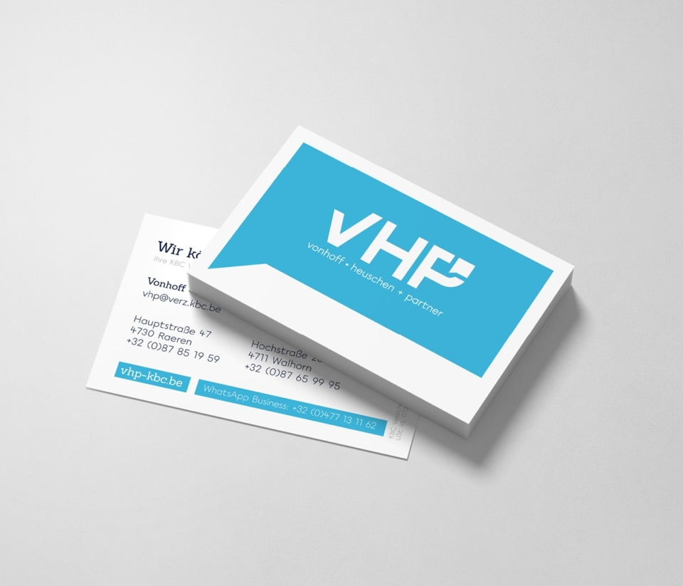 VHP Geschäftsausstattung