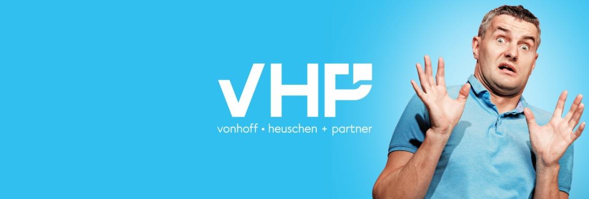 Kopfbild VHP Versicherungen