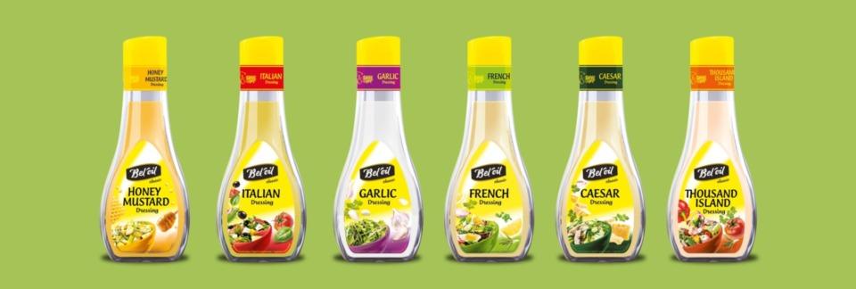 Bel Oil Packaging