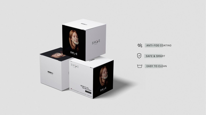 SMILE Packaging Design