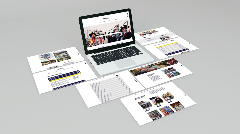 Gemeinde Kelmis Webseite
