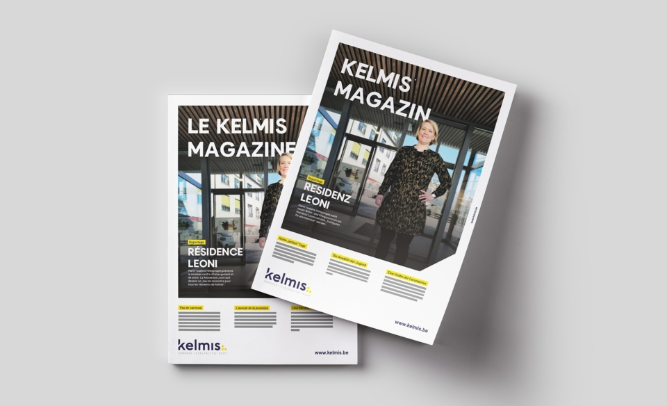 Gemeinde Kelmis Magazin
