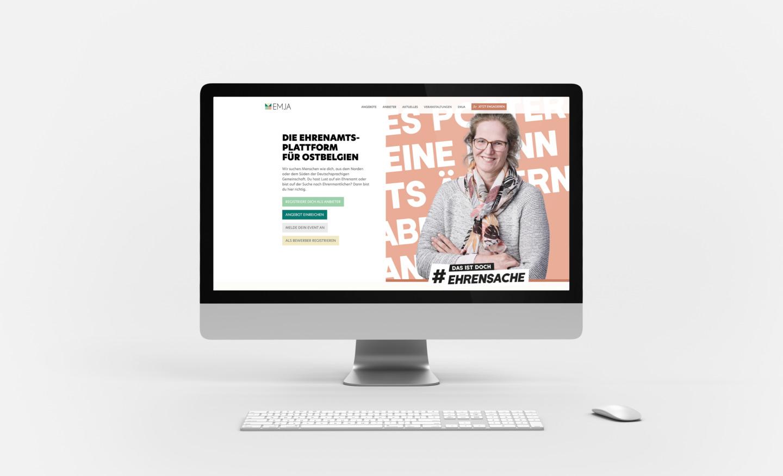 EMJA Webseite
