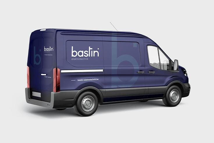 Bastin Autobeschriftung