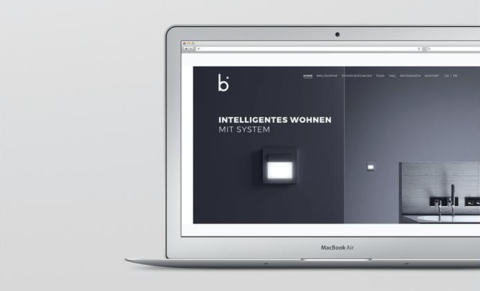 Bastin Webseite