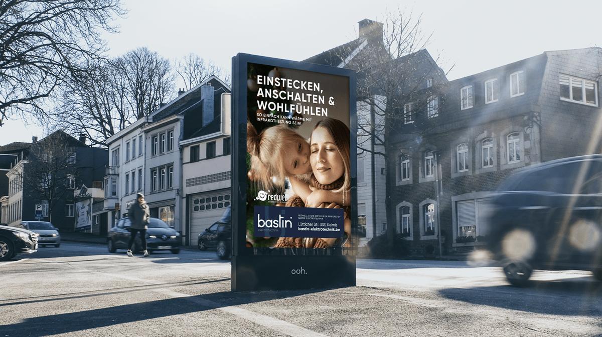 Bastin Citylight Kampagne