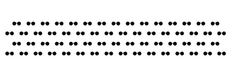 Optik Pankert Muster