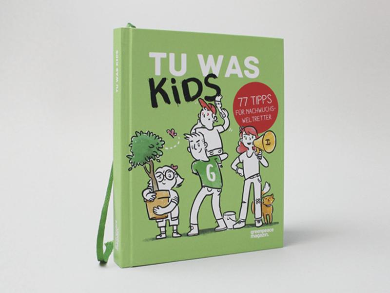 Greenpeace – Tu' was Kids