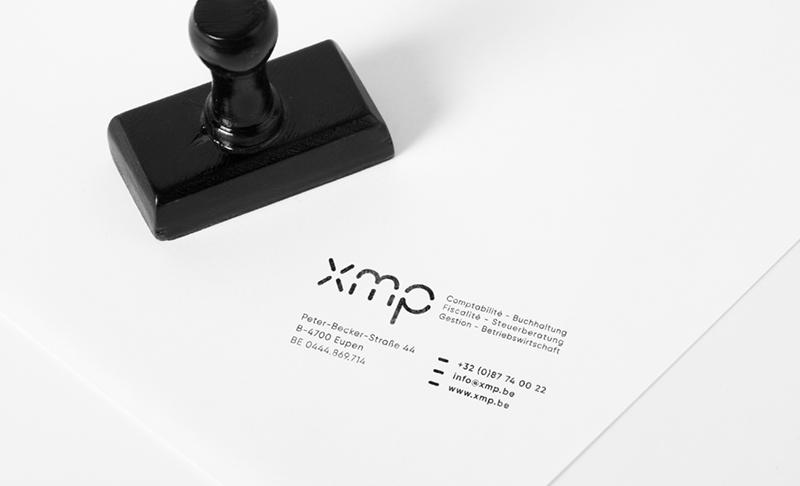 XMP Stempel