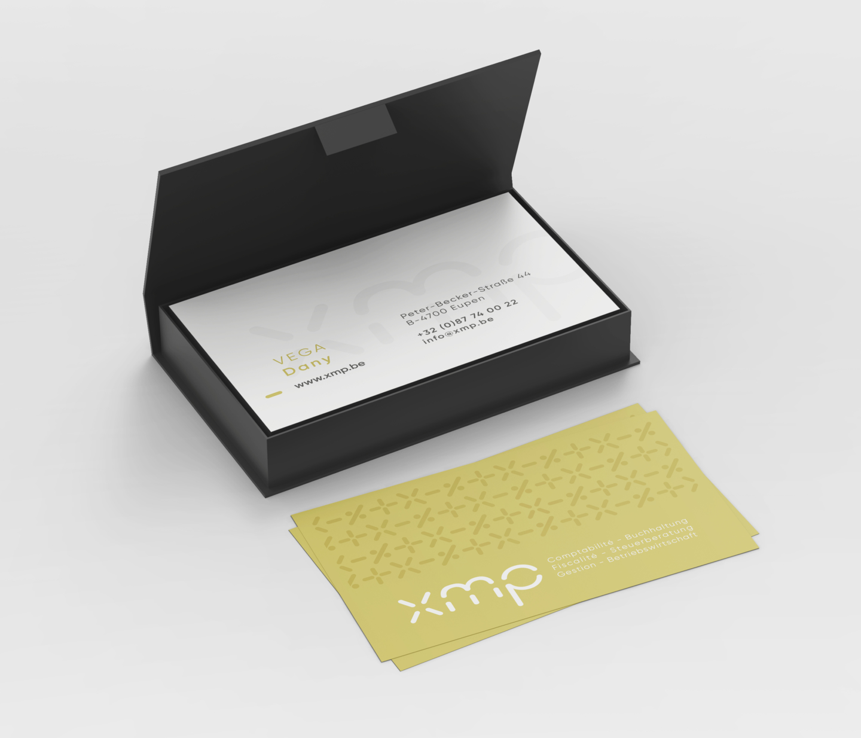 XMP Visitenkarte