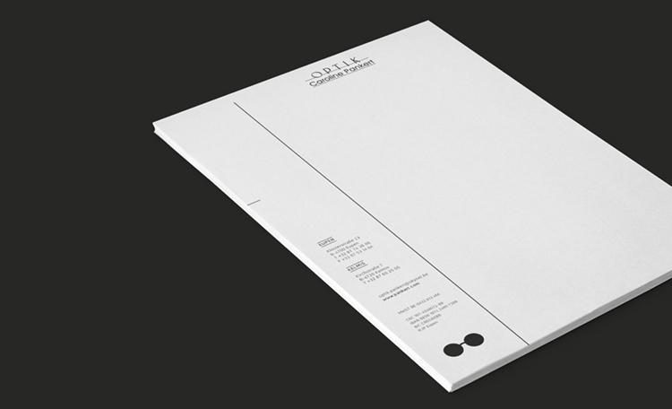 Optik Pankert Briefpapier
