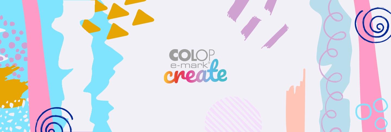 Kopfbild COLOP e-mark create