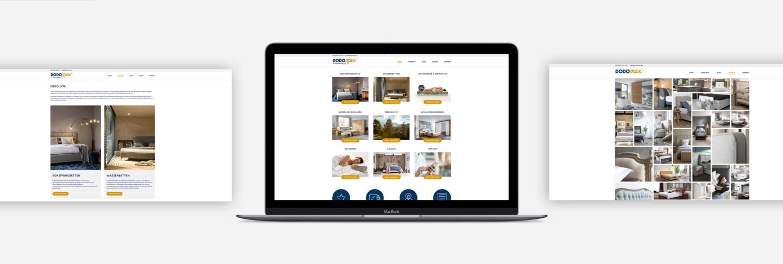 Dodomax Webseite