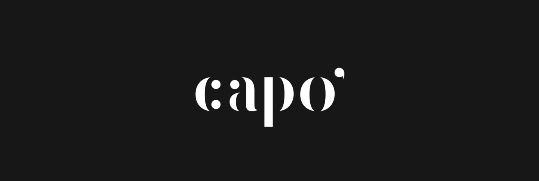 Capo Logo Konzeption