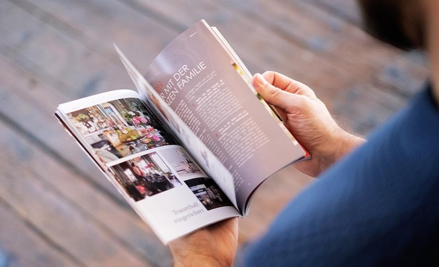 Oui Magazin Anzeigen
